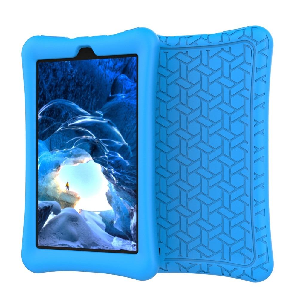 Funda para tablet de 7 pulgadas Universal para Amazon Kindle Fire HD 7 pulgadas 2020 funda delgada silicona Gel E-book carcasa suave silicona # BL5