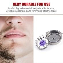 3 pièces/lot rasoir professionnel tête de rasoir lames de rechange coupe tête de rasoir pour Philips Norelco HQ8