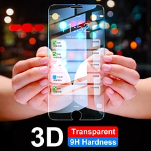 Tempered glass for iphone 5 5s se 6 6s 7 8 plus X XR XS MAX Screen protector glass