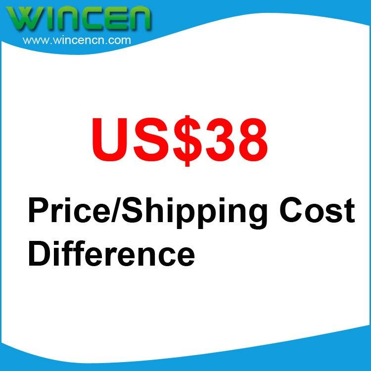 سعر US $38.00/دفع فرق تكلفة الشحن
