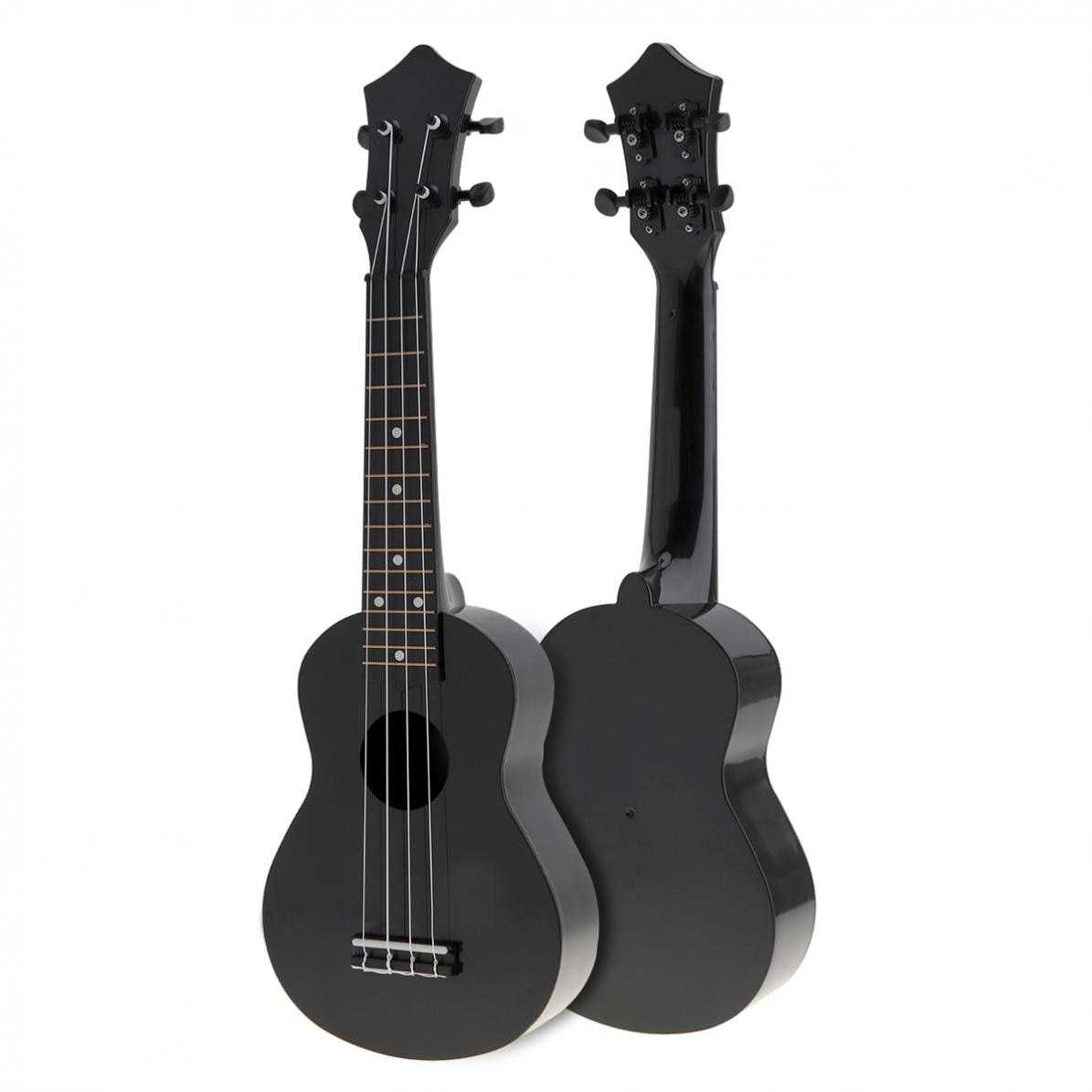 4 Strings 21 Inch Soprano Acoustic Ukulele Colorful Uke Hawaii Guitar Guitarra Musica Instrument for Kids and Music Beginner enlarge