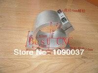 משלוח חינם 65 ממ צ 'אק cnc ציר mounts 65 ממ ציר מתקן
