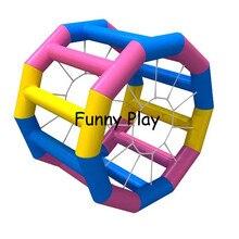 Roue gonflable de jouets gonflables de leau denfants de roue gonflable pour la location de piscine ou de parc aquatique utilisant
