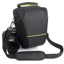 Cámara DSLR bolsa impermeable para Nikon D7500 D850 D810 D750 D7200 D7100 D3400 D3300 D5300 D5200 D5600 D5500 J5 Cámara mochila bolsa