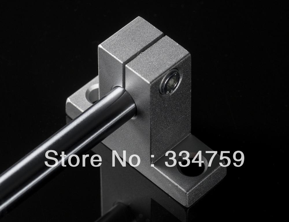 2 pçs/lote Frete grátis 13mm de Eixo Suporte CNC Router SH13A SK13