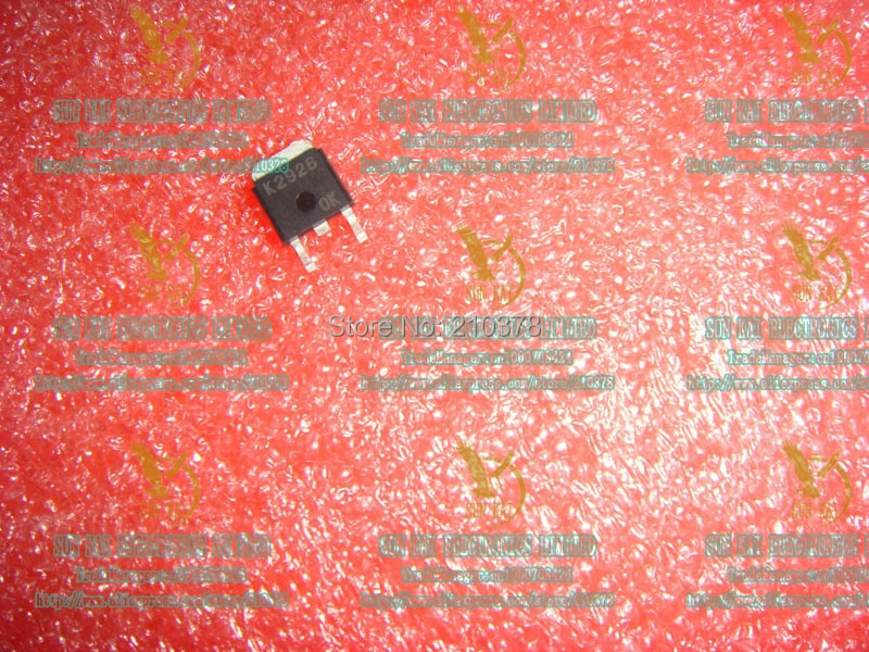 Canal N de silicio K2926 interruptor de potencia de alta velocidad