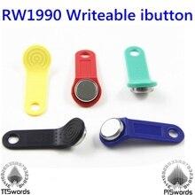 Porte-clés à mémoire tactile modifiable inscriptible RW1990, RW 1990 ibuton Sauna ke mutable pour copieur clone