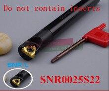 SNR0025S22, draad draaigereedschap Factory outlets, het schuim, saaie bar, cnc, machine, Factory Outlet