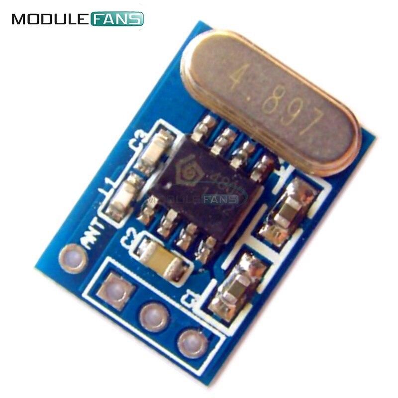 Módulo receptor de 433MHZ ASK módulo inalámbrico SYN480R ASK OOK Chip receptor 3,3 V 5,5 V reemplazar SYN400R salida DIgital única