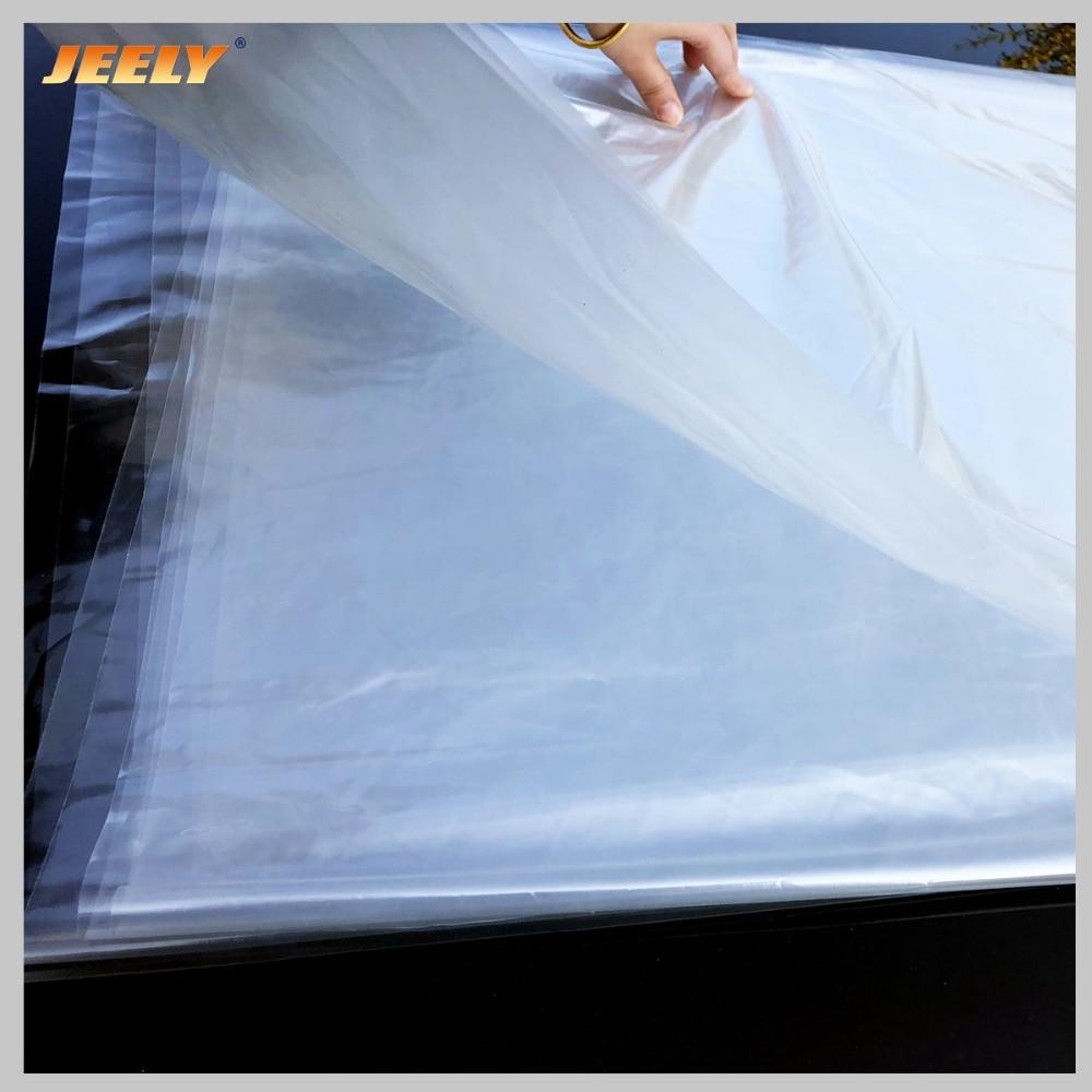 Jeely 1.5m Width 0.08mm 1.4m Width 0.1mm Thickness TPU Film For Kitesurfing Kite Bladder Repair