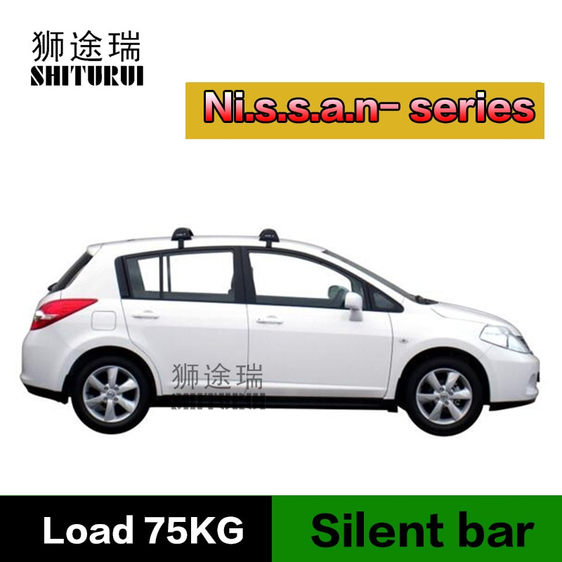 SHITURUI для Nissan March Murano Navara Qashqai Sunny Teana D40 Ультра тихий грузовик на крыше бар