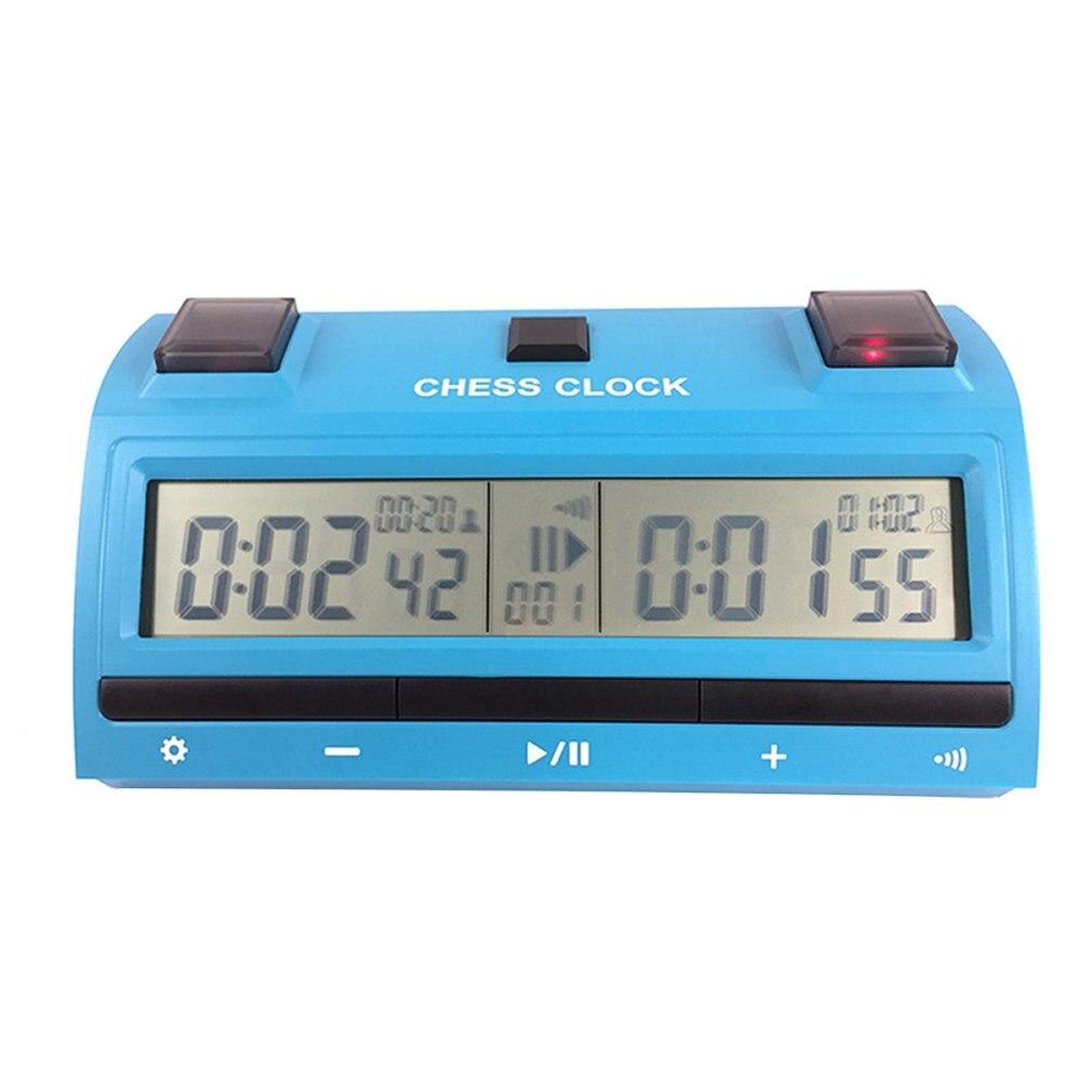 Reloj de ajedrez Digital PS398 con cronómetro profesional deportivo y electrónico