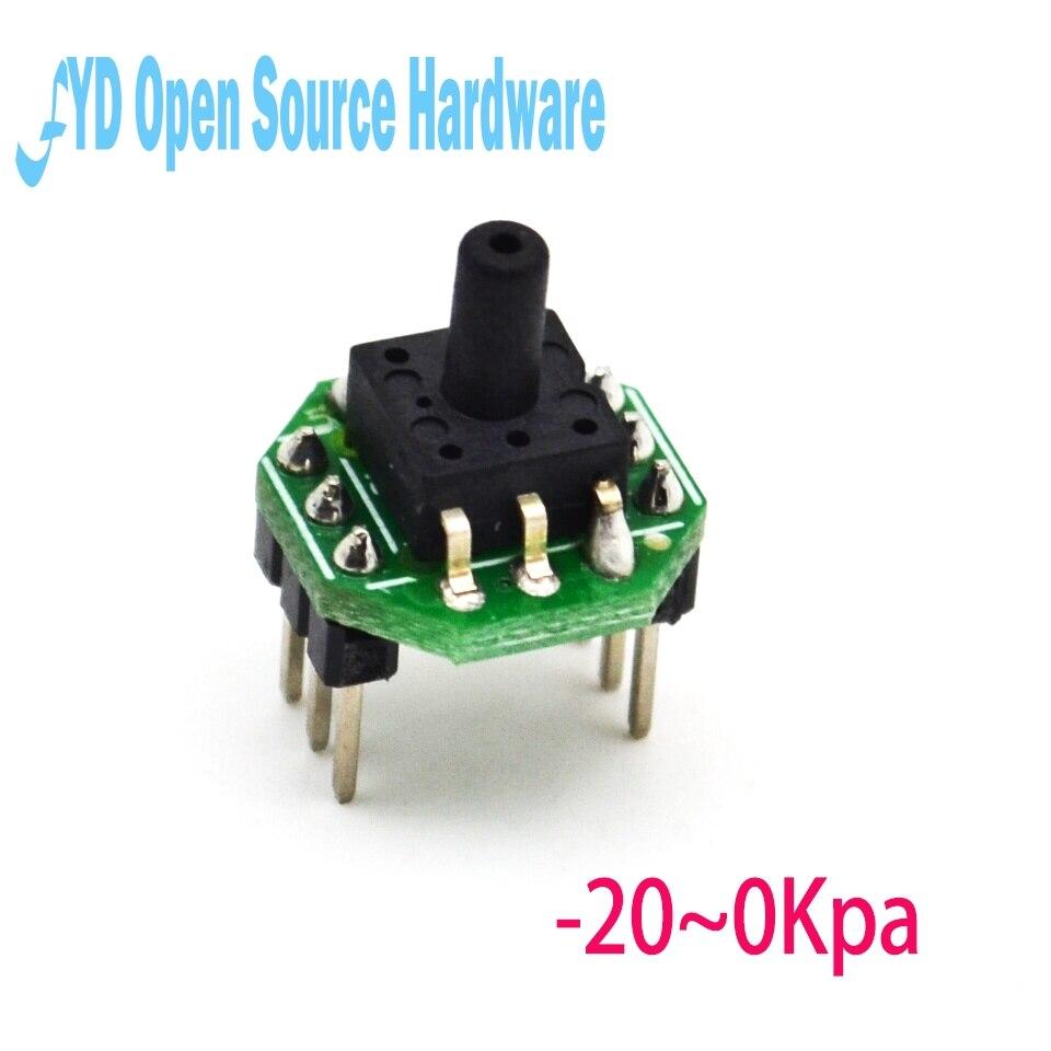 1 шт. XGZP6847-20 ~ 0KPa датчик давления передатчик Модуль 0,5-4,5 в
