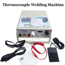 Soudeuse rechargeable de fil de Thermocouple de soudeuse par points de thermocouple avec la fonction de contact dargon