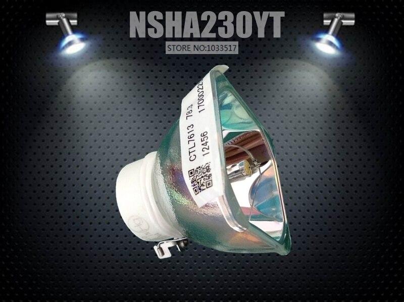 Original usio NSHA230YT NSHA 230 W lámpara de proyector de repuesto adecuada para NEC NP07LP NP14LP