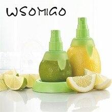 Pulvérisateur à citron vert jus de fruits   Ensemble de 2 pièces, jus de fruits, citron agrumes, presse-agrumes, Gadgets de cuisine, Spray manuel, jus de fruits pour cuisine