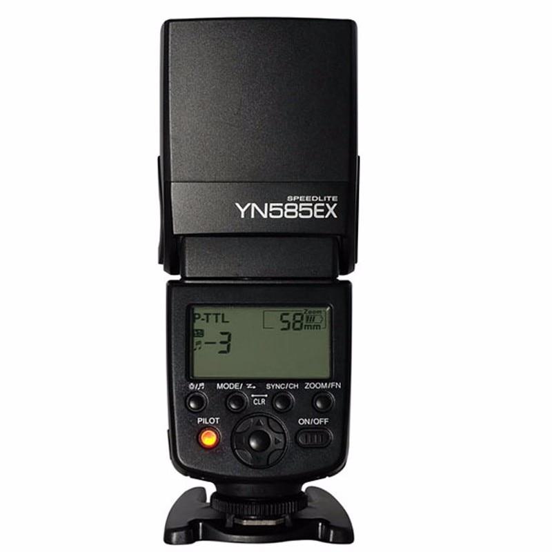 Беспроводная вспышка YongNuo Speedlite YN585EX, P-TTL для Pentax K-1, K-3, K-3II, K-5, K5IIs, K-5II, K-70, K-50, K-30, K-S2, DSLR камера