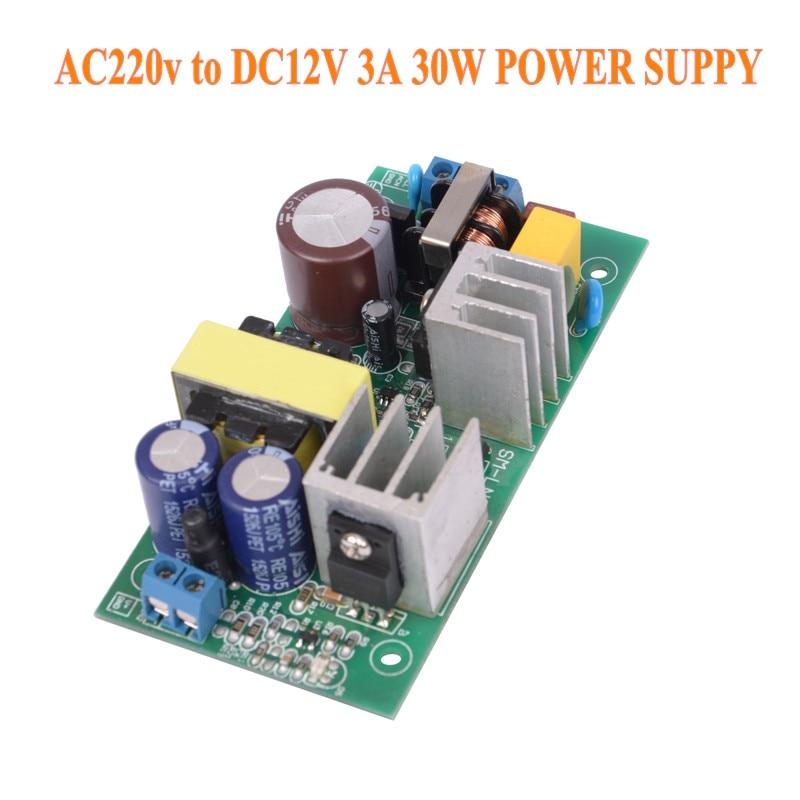 TO12V 3A 30W 220V   Module dalimentation, 220 à 12V, puissance de commutation isolée, petit Volume, GPN30E12V X4411