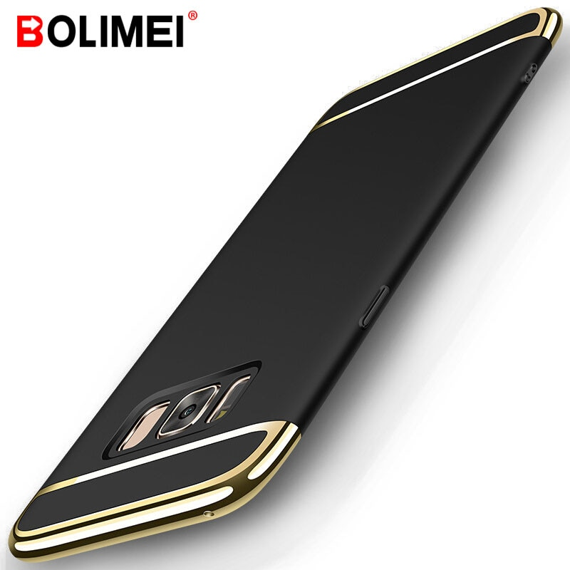 Роскошный ударопрочный чехол для телефона на 360 градусов для Samsung Galaxy S10 E S9 S8 S7 S6 Edge Plus Note8 9 J8 J4 J6 Plus 2018