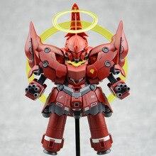 Combinaison Mobile déformée chaude licorne uper Gundam Uc SD Neo Zeong NZ-999 modèle dassemblage Sinanju collection de jouets pour cadeaux garçons