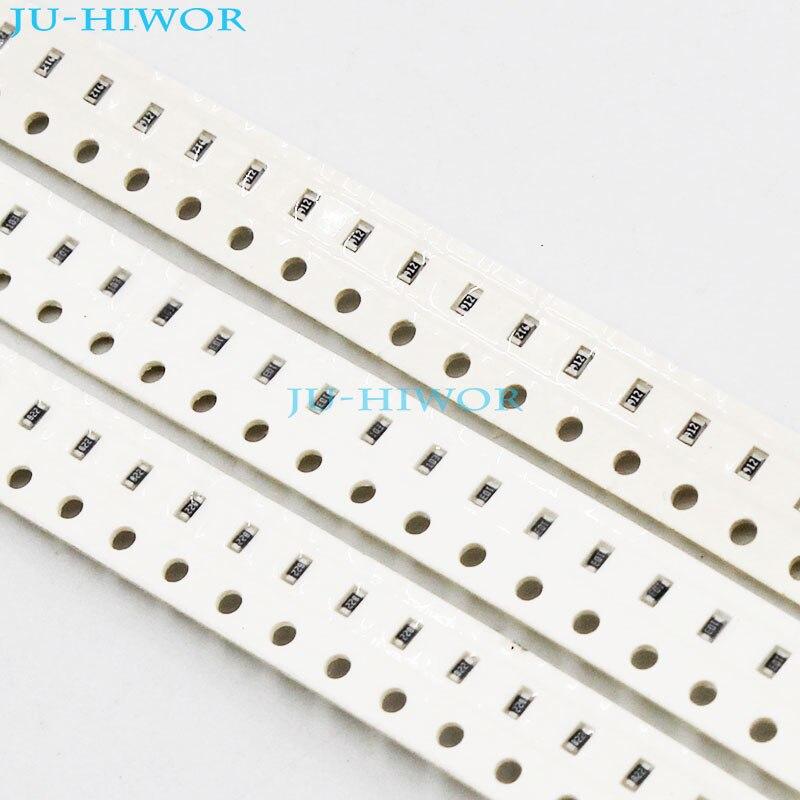 (1000pcs/lot) 7.5K  8.2K  9.1K 12K ohm ohms 0603 SMD Chip Resistor 5% 1/10W Chip Fixed Resistor