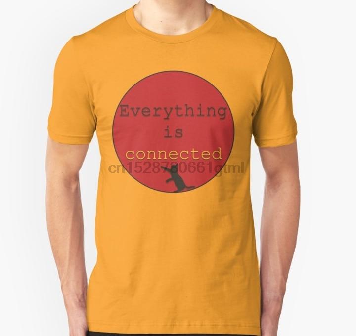 Los hombres manga corta Camiseta Dirk Gently Unisex T camisa mujeres camiseta