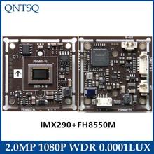 SONY 1080P 1/2.8 pouces IMX290/IMX327 + FH8550M   Carte CMOS 2 mp 4 en 1 WDR StarlightCoaxial, CCTV AHD,CVI,TVI, caméra analogique