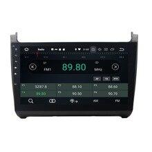 Volkswagen Polo-DVD autoradio GPS 2 din 10.1