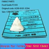 FANUC Feed Guide F5103 13W*20L*19T Original Code A290-8101-X394 for Fanuc Machine Parts