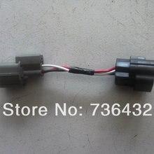 Free shipping! Kobelco sensor converter plug (between SK- 8 and SK- 6 )- digging machine parts- exca
