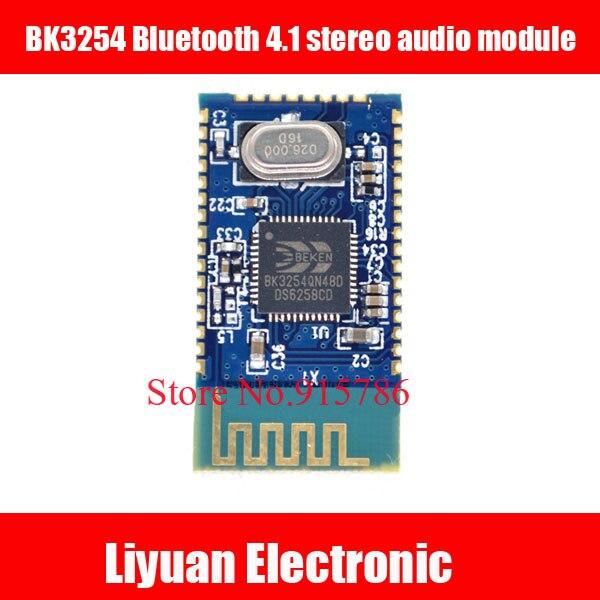 Módulo de audio estéreo BK3254 Bluetooth 4,1/radio FM/tarjeta TF/disco U/módulo de control remoto por infrarrojos F-6888 Bluetooth