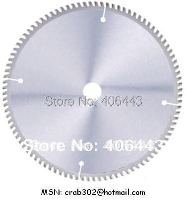 "4 ""TCT Circular Viu As Lâminas para o Corte Geral de Alumínio 110mm * 30 T ATB Dicas"