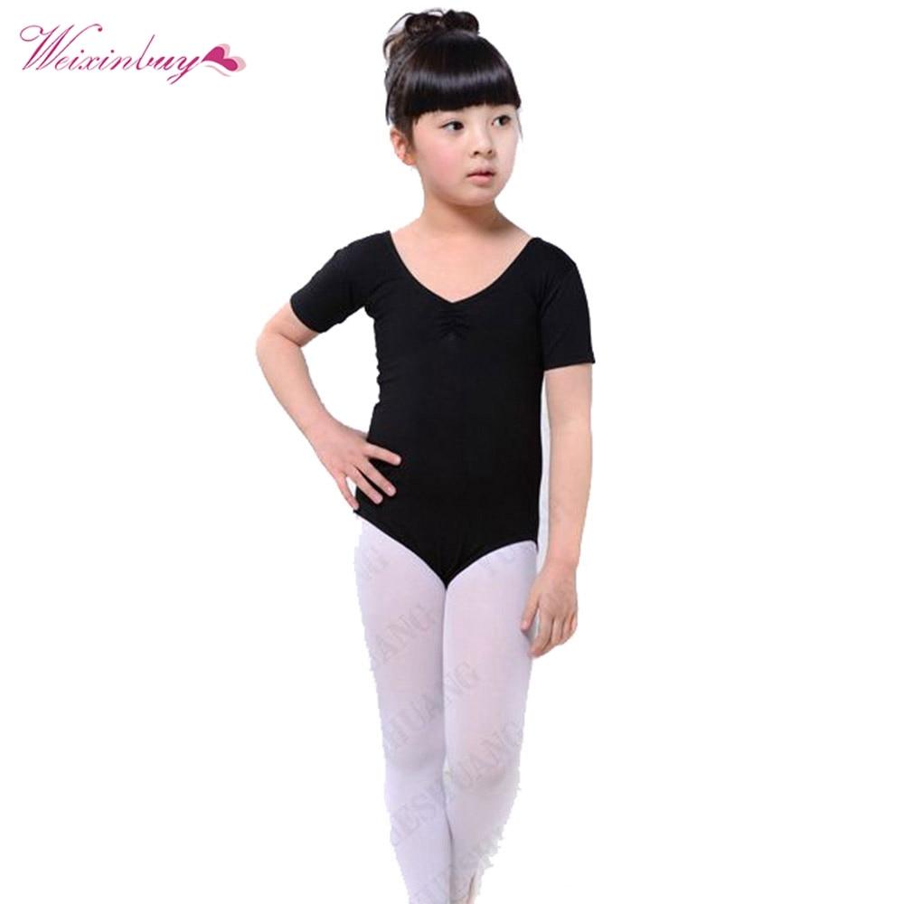 Baby Girl Toddler Ballet Dance Clothes Gymnastics Skating Leotards Costumes