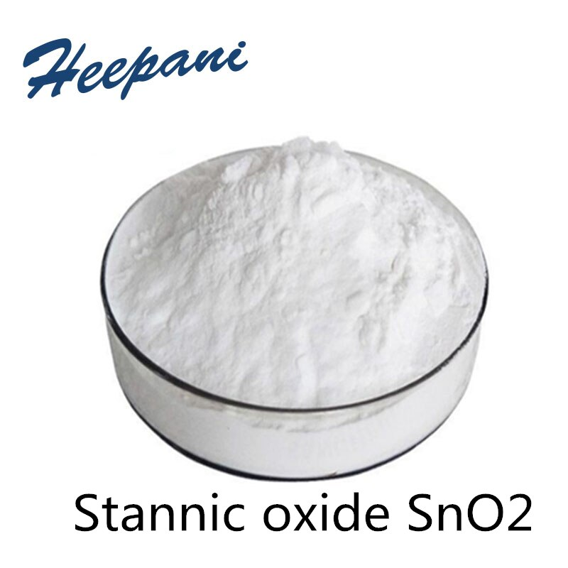 Envío Gratis óxido Stannic SnO2 polvo nano 99.9% pureza óxido de estaño para elementos de calentamiento