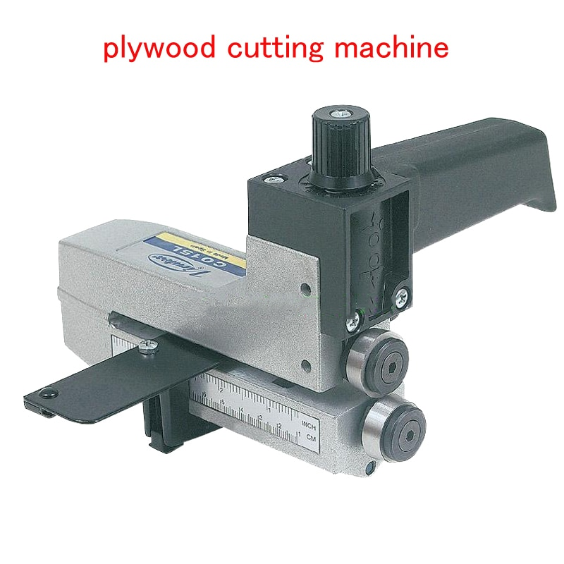 Handheld Plywood Cutting Machine Laminate Cutter Manual Plastic/ Fireproof Board Cutting Machine
