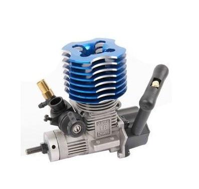 VX18 Nitro Methanol Engine for 1/10 HSP Atomic Tyranno Himoto RC Car Truck Buggy VX-18