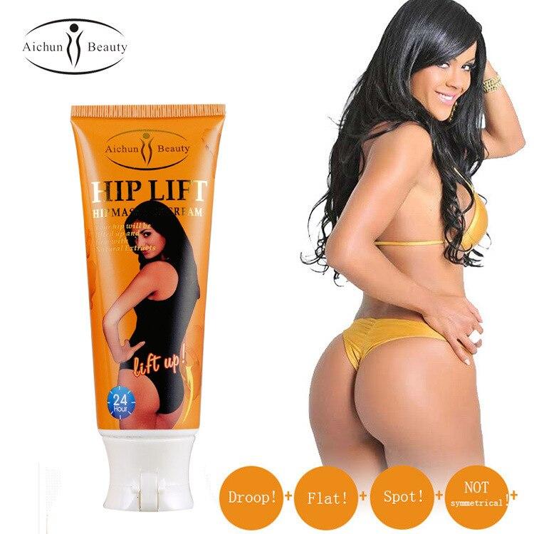 New Aichun Effective Ginger Hip Lift Up Cream Butt Buttock Hip Massage Butt Enhancer Cream Ass Bigger Enlargement Hip Lifting