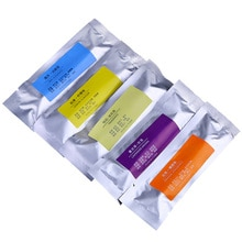 1PCS Köln Meer Zitrone Osmanthus Lavendel 5 Flavours Auto Styling Lufterfrischer Core Klimaanlage Vent Solide Parfüm Ersatz