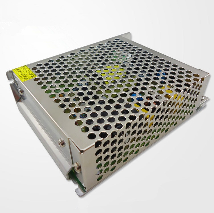 Fuente de alimentación conmutada de 72W con caracteres luminosos LED 24V3A