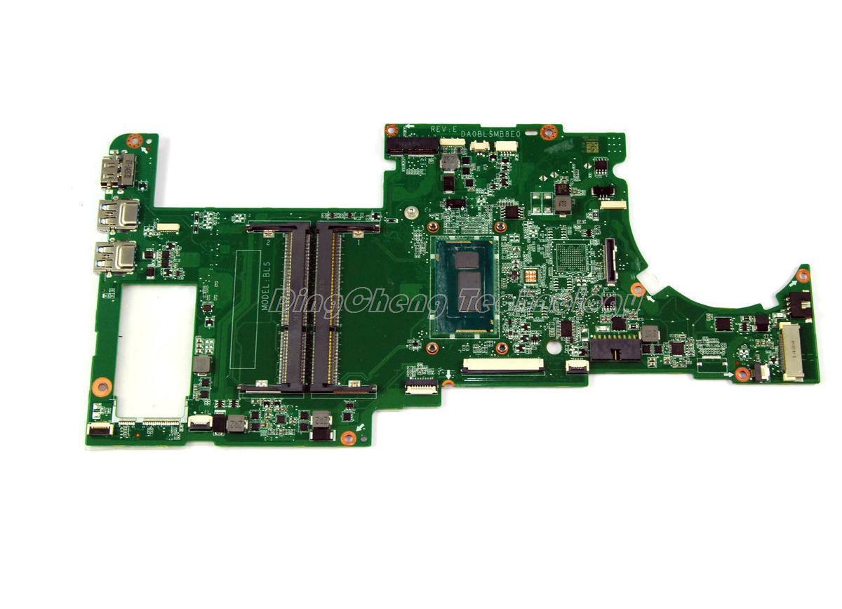 Placa base HOLYTIME para ordenador portátil Toshiba Satellite P55W P55W-B5220 DA0BLSMB8E A000298590 i5 CPU tarjeta gráfica integrada
