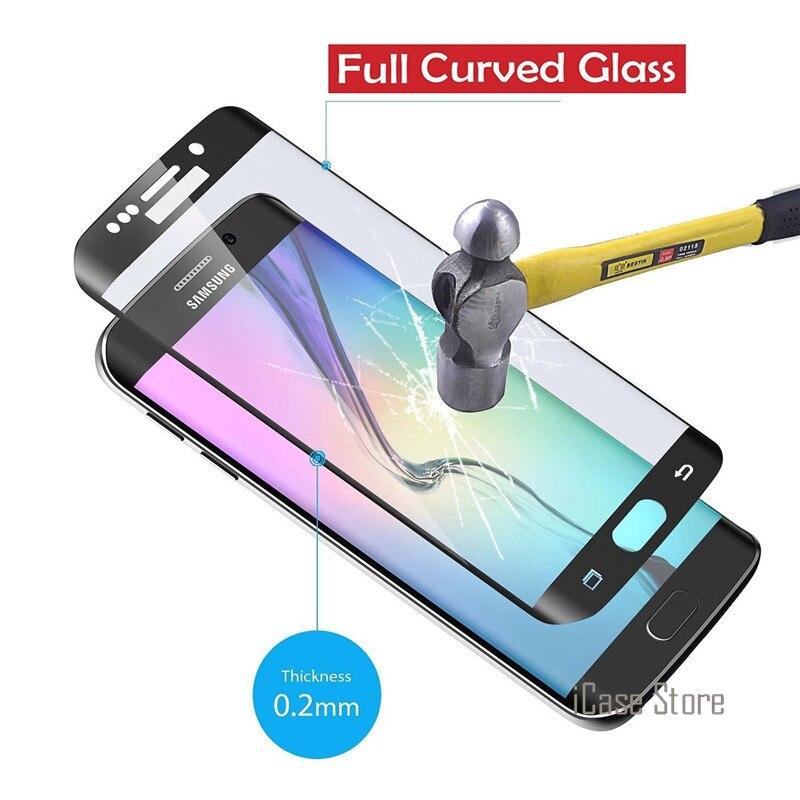 Ecran-Protector de pantalla de Vidrio Templado para Samsung Galaxy S7 / S7...
