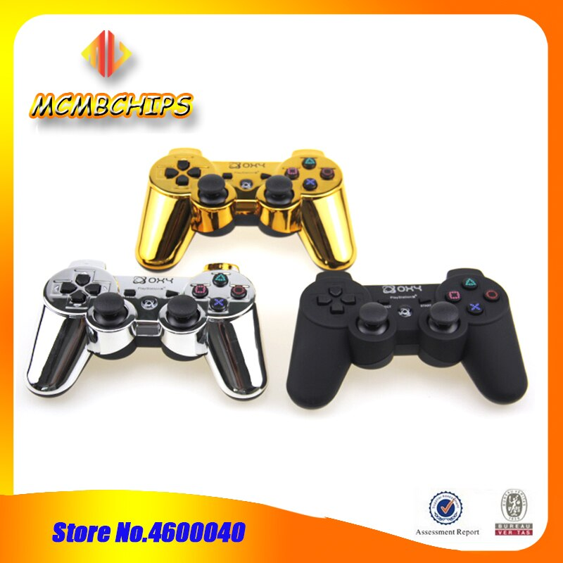 Controlador Bluetooth para SONY PS3 Gamepad para Play Station 3 Joystick inalámbrico para Sony Playstation3 PC SIXAXIS control