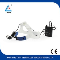 JD2500 10W led headlight Portable Headband Type Dental Operating LED Headlamp free shipping-1set