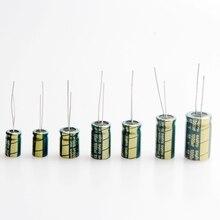 1000 UF 6.3 V 10 V 16 V 25 V 35 V 50 V Hoge Frequentie Elektrolytische Condensator (Pak van 10)