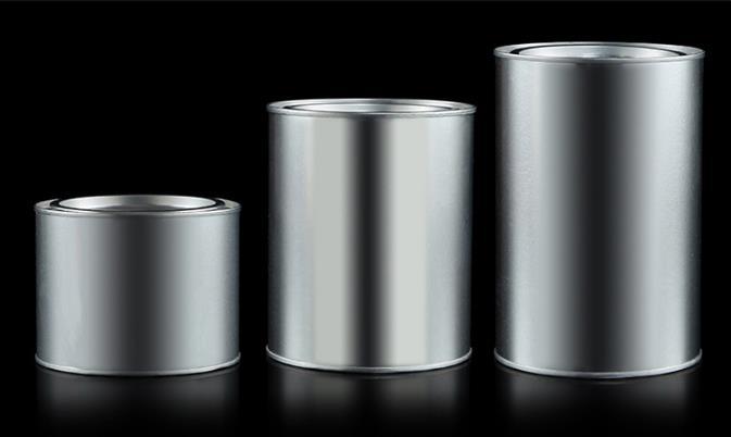 Caja metálica de 100 Uds. De 7,5x9,9 cm de pequeño cilindro caja de almacenamiento de té negro caja redonda de café de lata de regalo lata de dulces contenedor de galletas