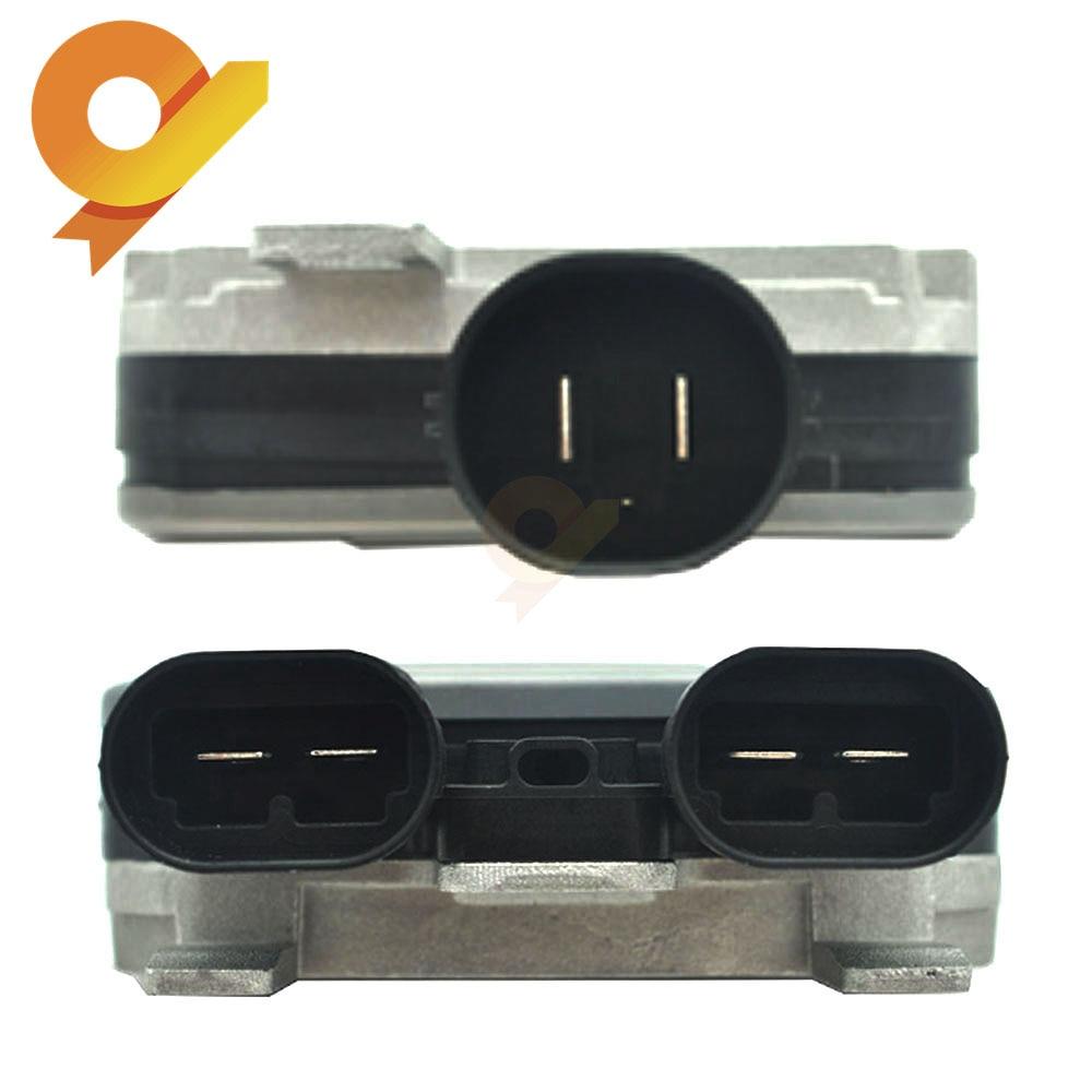 7T4Z-8B658-B 7T43-8C609-BA 7G91-9A819-AA 940.0058.03 2 módulo de Control del ventilador para Ford Edge 2.0L 2.7L Lincoln MKX 3.5L 3.7L