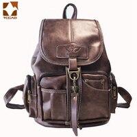 Женский рюкзак mochila feminina, кожаный женский рюкзак mochila mujer, школьный рюкзак для девочек, многофункциональный дорожный рюкзак 2021