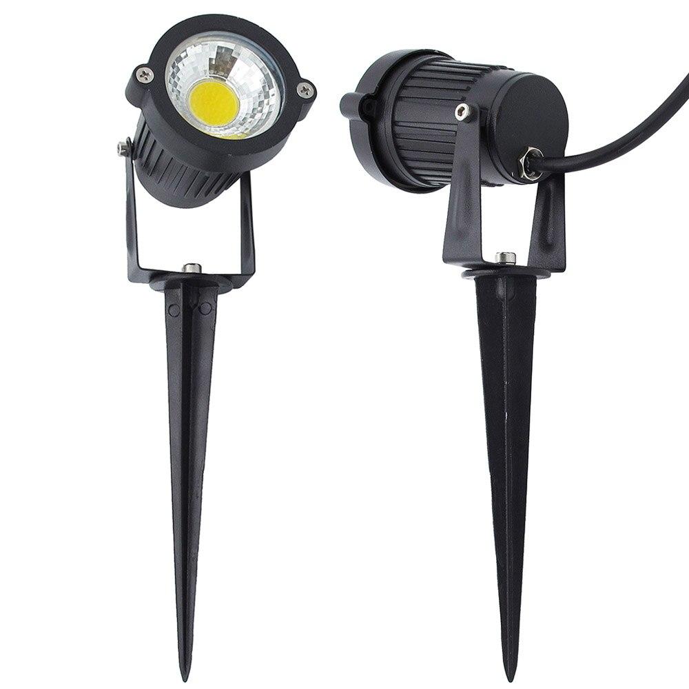 dc 12 v 10 w led cob gramado lampadas ip65 a prova dwaterproof agua jardim ao ar
