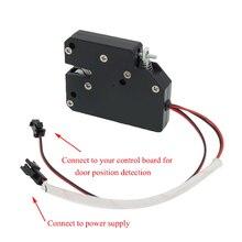 DC 12V Mini Electrical Lock Smart Cabinet Lock Cupboard Case Anti-Theft Lock Wholesale