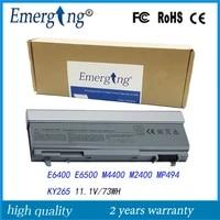9 zellen neue laptop-batterie fur dell latitude e6400 atg e6500 e6510 pt435 nm633 mp307 e6410 e6510